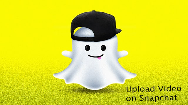 How To Send a Video on Snapchat From Gallery on IPhone or Android