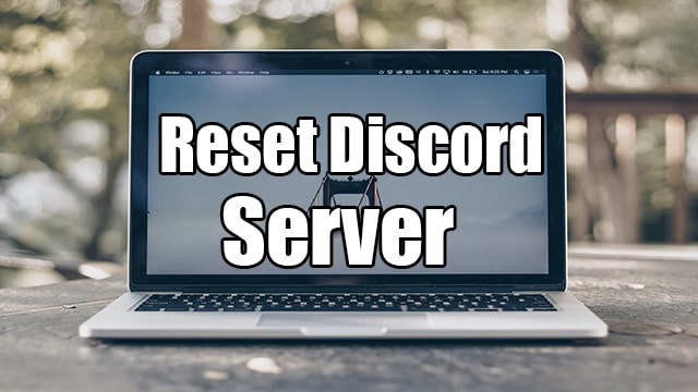 How to reset discord server or Reset discord Voice server ( 5 Steps )