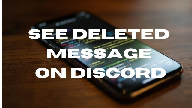 See Deleted Messages on Discord ( Easy Method )