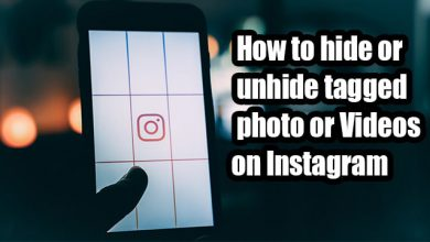 How To Hide or Unhide Tagged Photo or Videos on Instagram Profile