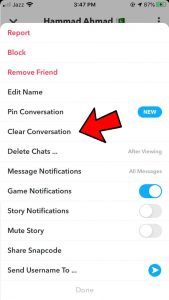 How To Delete Failed Snaps