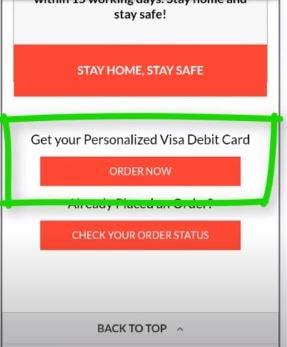 Jazz Cash ATM Card