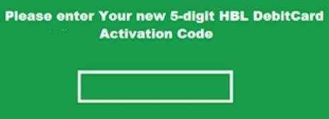 how do i activate my debit card online