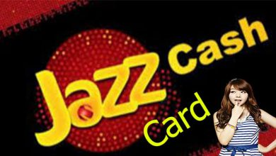 jazz cash atm card charges