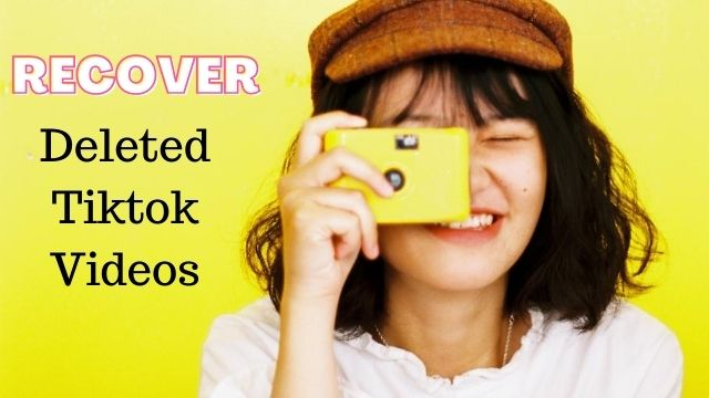How To Recover Deleted Tiktok Videos Android or Iphone 2 Ways