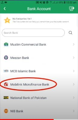 Can I send money from easypaisa to JazzCash?