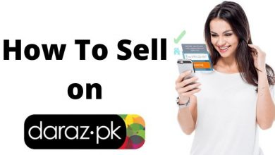 How To Sell On Daraz.Pk