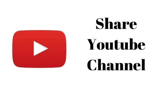 How To Share YouTube a Channel From App or Desktop?