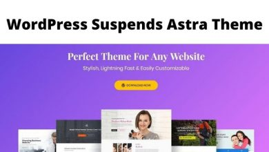 Why WordPress Suspends Astra Theme