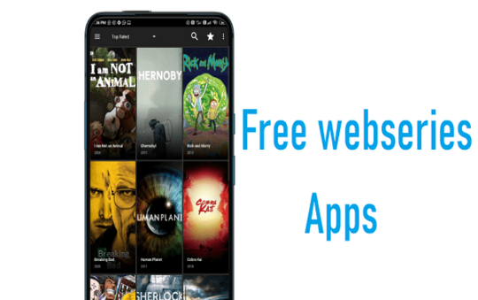 Best Free Web Series Apps
