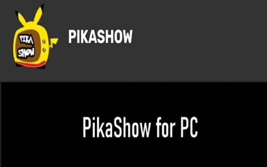 PikaShow for PC Download Windows 10/7/8