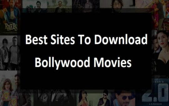Best Sites To Download Bollywood Movies in HD