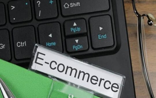 The success of e-commerce depends on what?