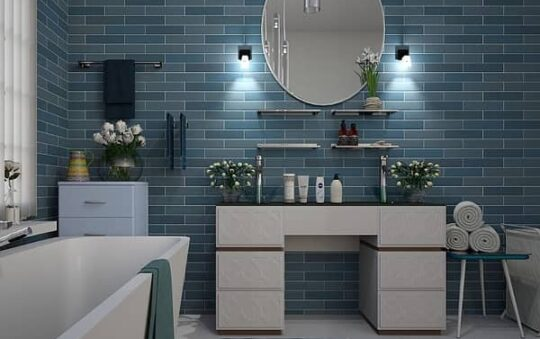 Affordable Remodelling Ideas For Luxurious Bathroom Makeover