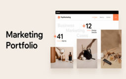 What Should be included in a Portfolio Website?