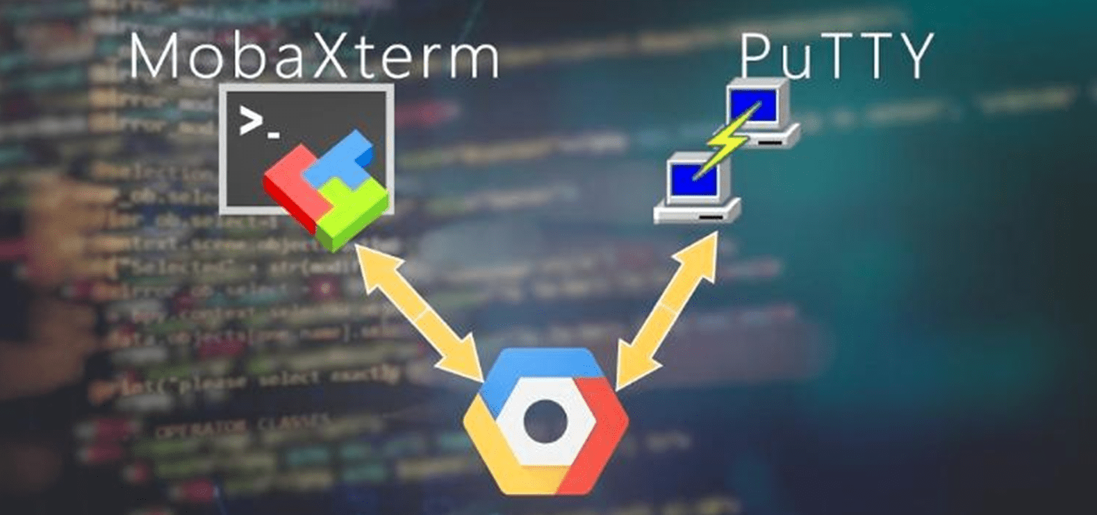 What are MobaXterm and Putty