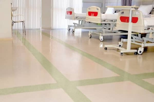 Why Healthcare Industry Requires Compatible Flooring?
