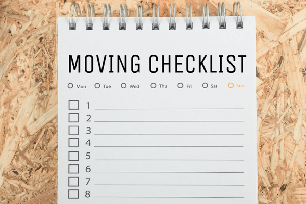 20 Items You Forgot to Add to Your Moving Checklist